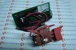 BOSCH Część zamienna do UNEO- Włącznik + Elektronika nr. 4 Kod: 2 607 202 034 (zam. 2 609 004 139 )